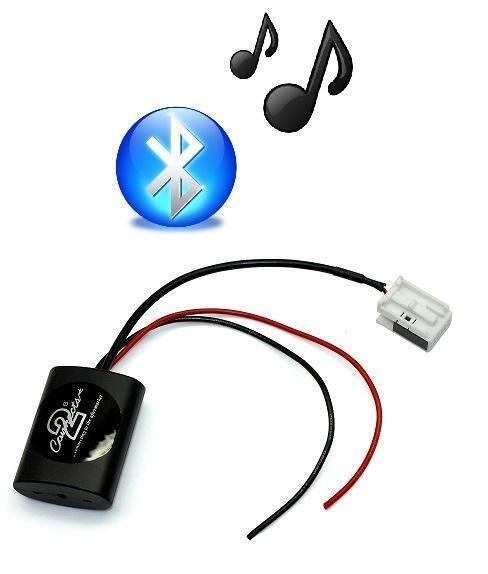 Citroen C2 2005 iPhone 7 A2DP Bluetooth Música Streaming coche interfaz ctact 1A2DP