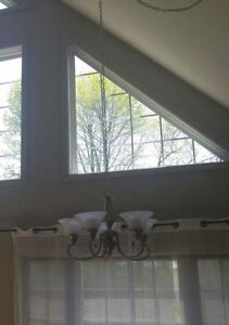 Cathedral Ceiling or Foyer Lamp