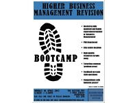 Higher Business Management Revision Bootcamp - Full Day Monday 10 April 2017