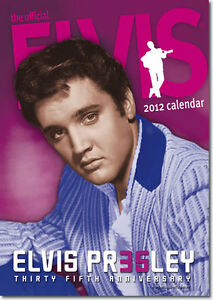 MRS BROWN THE BEATLES  ELVIS PRESLEY MICHAEL JACKSON  TOP GEAR CALENDAR NEW 2012