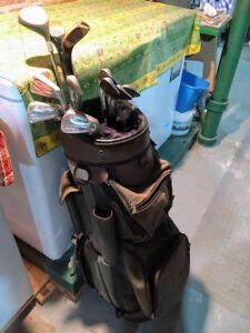 set de golf homme droitier