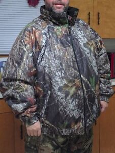 Mossy Oak Challenger Jacket (5xl)