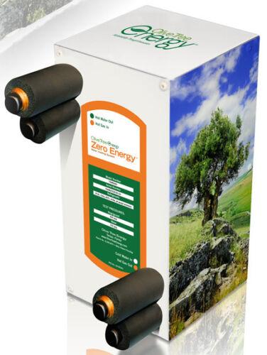 ZeroEnergy Water Heater System - 3 units w/ Easy Install Kit