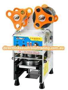 Automatic Cup Sealing Machine ET-Q7 Willawong Brisbane South West Preview