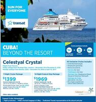 Cuba Cruise Package Toronto Departures