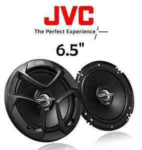 JVC CS-J620 300W 6.5 CS Series 2-Way Coaxial Car Speakers, Set o
