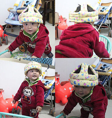 New Soft Toddler Jolly Jumper Bumper Bonnet Head Cushion, Best Gift for