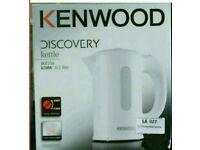 NEW KENWOOD white JKP250 Travel Kettle