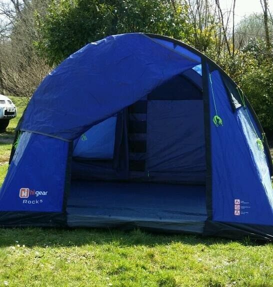 Hi gear rock 5 man tent & Hi gear rock 5 man tent | in Chipping Sodbury Bristol | Gumtree