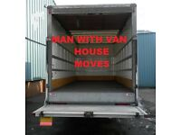 House moves/ man with a van