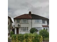 Four Bedroom Semi-Detached House Greenford