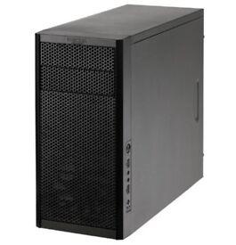Fractal Design Core 1000 and BeQuiet Pure Power BQ L8-300 80+ Bronze 300W
