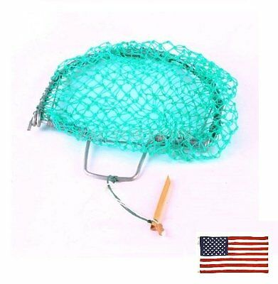"""US Effective Small Bird Trap Sensitive Humane Trapping Hunting 8"""" Cage Net"""