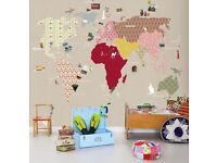 Children Room Decorator / Educational Murals!