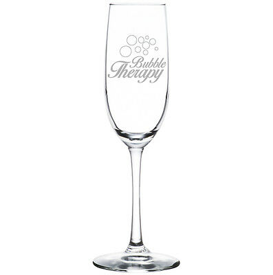 Stemless Flute Glass - Champagne Sparkling Wine Flute Glass Stemmed Or Stemless Bubble Therapy