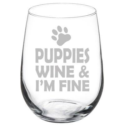 Puppies Wine & I