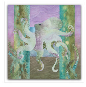 Octopus McKenna Ryan Quilt Kit