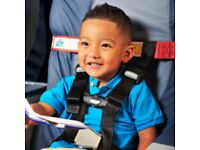 CARES: Child Aviation Restraint System