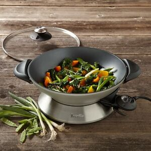 BRAND NEW - BREVILLE THE HOT WOK