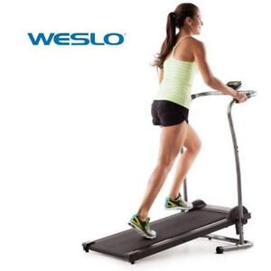 NEW* WESLO CARDIOSTRIDE TREADMILL WLTL99616 202102062 4.0 - MANUAL NO ELECTRIC TREADMILLS EXERCISE FITNESS EQUIPMENT ...