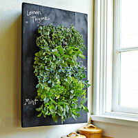 VERTICAL PLANTERS for sale, many sizes, colors, chalkboard paint