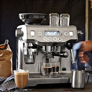 Breville Oracle, the Best coffee machine ever !!
