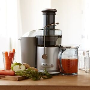 Breville Juice Fountain Plus & Reboot with Joe