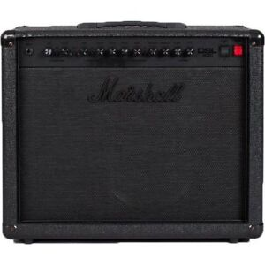 Amplificateur Marshall DSL 40 watts black limited edition.