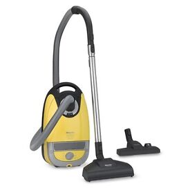Miele compact c2 bagged cylinder vacuum clener