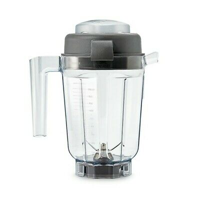 Vitamix Mini 32 Oz Dry Goods Container With Rubber Lid Model Vm0137