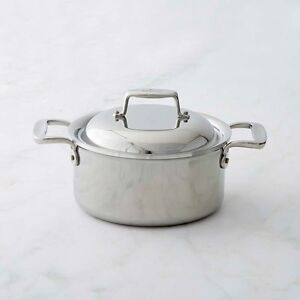 All-Clad d7 Stainless Steel 8 qt. MARMITE *** NEUF***