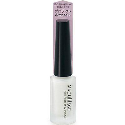 Shiseido MAQuillage Nail Protect & White - Nail Protector