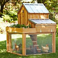 Looking for land to keep chickens in exchange for handyman work