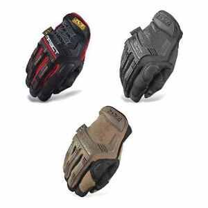 Paire de gants pour motos, style militaire, choix 3 couleurs VVV