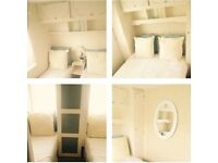 Static caravan to rent at St Osyth hutleys in clacton