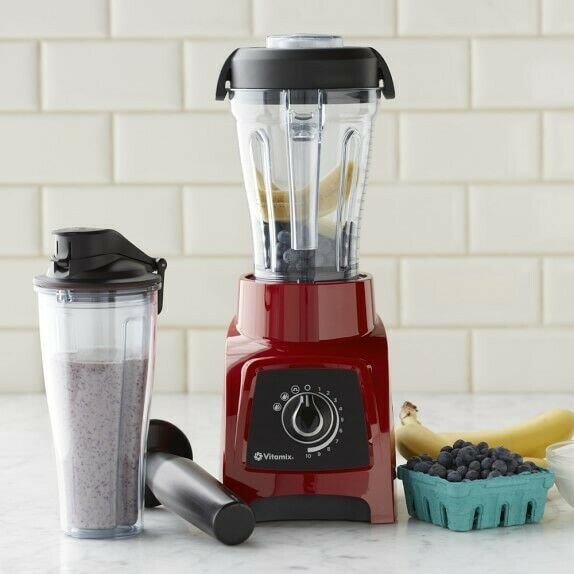 Vitamix S50 S-Series Blender, Two Containers, 40oz and 20oz,