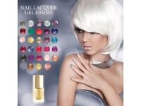 Nail Lacquer Gel - Fantastic colours and cruelty free