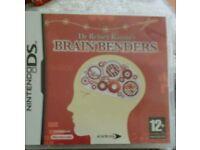 Ds Brainbenders game