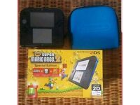2ds and carry case