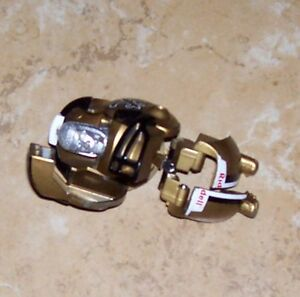 New Orleans Saints Mini Transformer Helmet and Post It Note Set London Ontario image 2