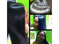 Friendly Qualified Afro Caribbean European Hairdresser Upart and Wig maker VERY AFFORDABLE!