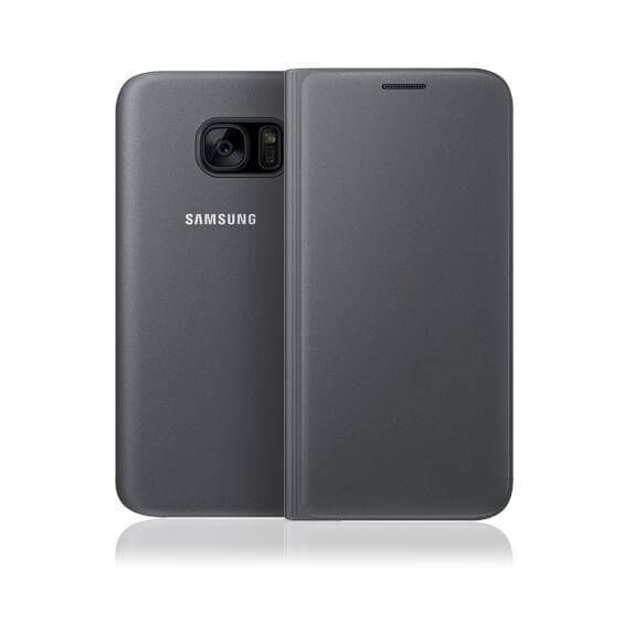 led view cover samsung s7 edge