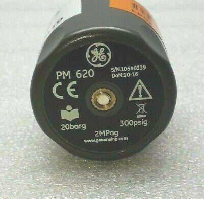 New General Electric Pm620-13g Pressure Module Transcat Ge Pm620 Druck 300 Psig