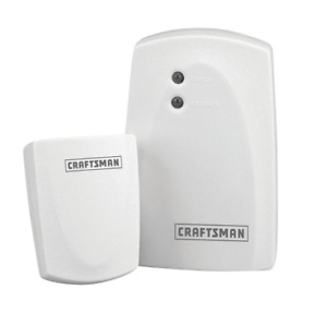 Wireless Garage Door Monitor - Craftsman