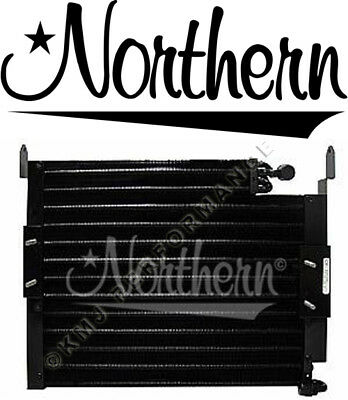 Northern 400-683 Condenser Ford New Holland Tractor 5610 6610 7610 E0nn19710ab