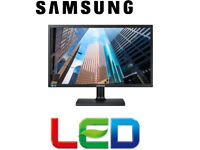 "24"" Samsung LED Monitor (Black) - Boxed"