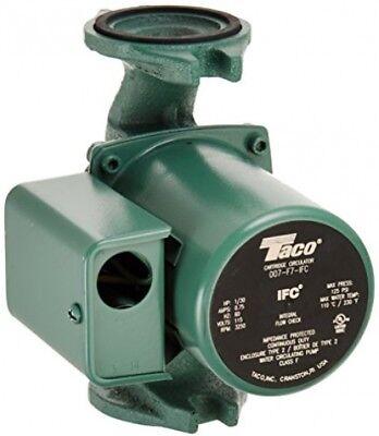 Taco 007-f7-ifc 130 Hp 115v Circulator Pump