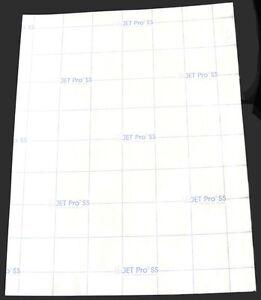25p Jet-Pro SS Inkjet Transfer Paper for light color fabric,iron-on,making custom t-shirts