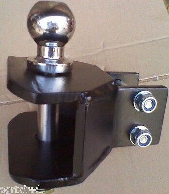 Zugmaul Anhängevorrichtung Kugelbolzen 25 mm