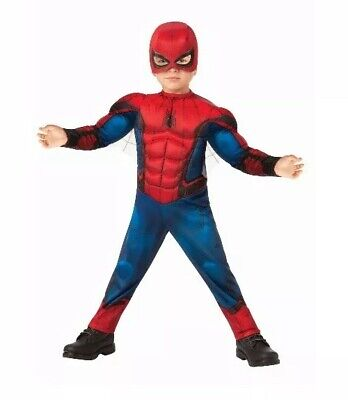 Toddler Ultimate Spider-Man Halloween Costume Size 2T